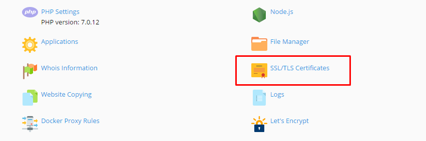 Use Cloudflare Origin SSL Certificates with Plesk - VirtuBox