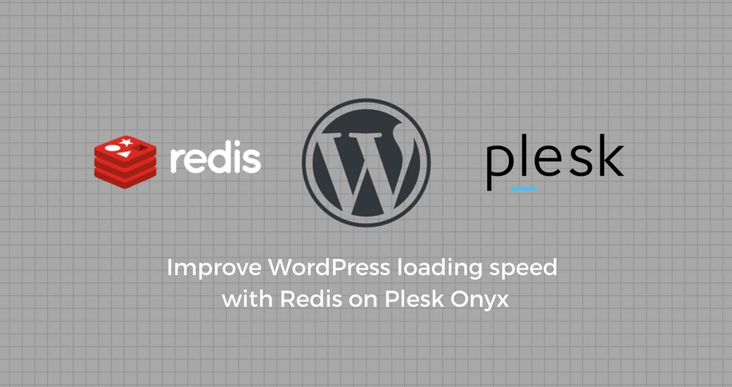 redis plesk wordpress