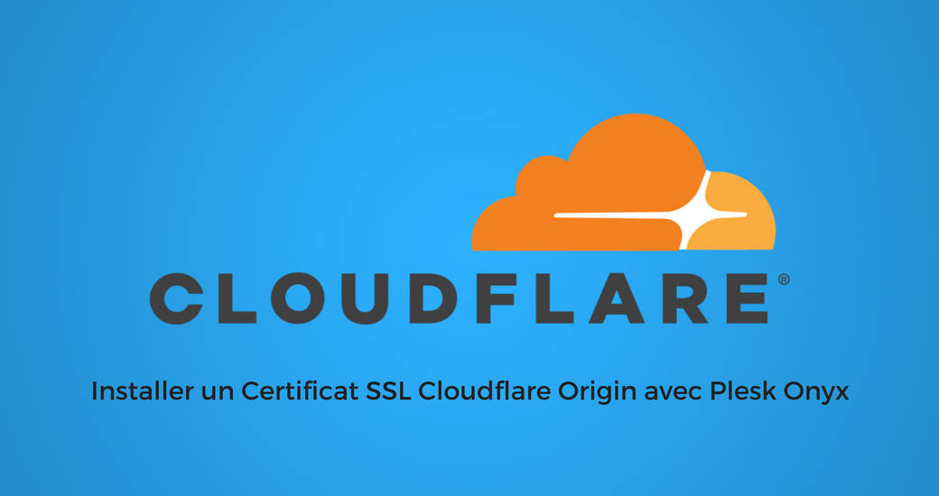 cloudflare ssl origin plesk